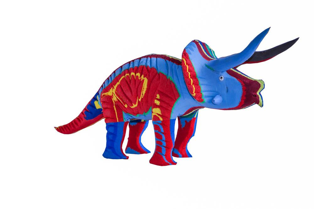 Small Triceratops