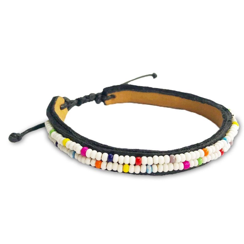 Thin Multicoloured Bracelet