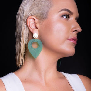 Jewellery RIGHT HERE, RIGHT NOW DANGLES RIGHT HERE RIGHT NOW DANGLES | Meaningful Statement Earrings | MAINE+MARA Shop