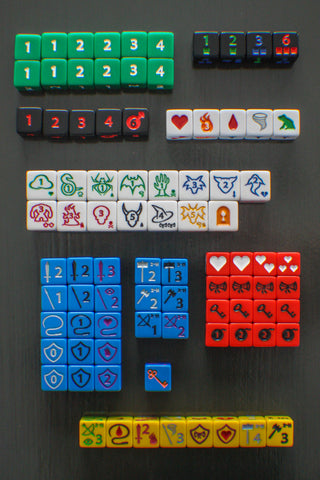 Dungeon Dice | Potluck Games