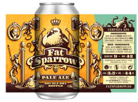 Fat Sparrow Pale Ale DDH