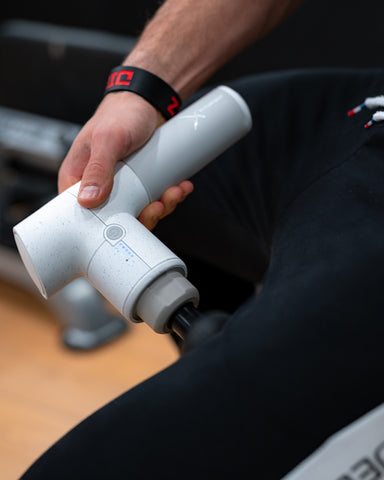 Best Massage guns Percussion Devices Canada Xfitonway - percussive therapy athletes and sports for injury and recovery and pain and aches.