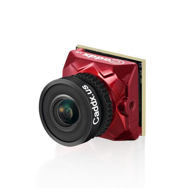 Caddx Ratel 2.1mm Camera Red