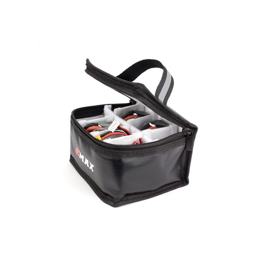 Emax Lipo Safe RC Battery Bag 155mm X 115mm X 90mm