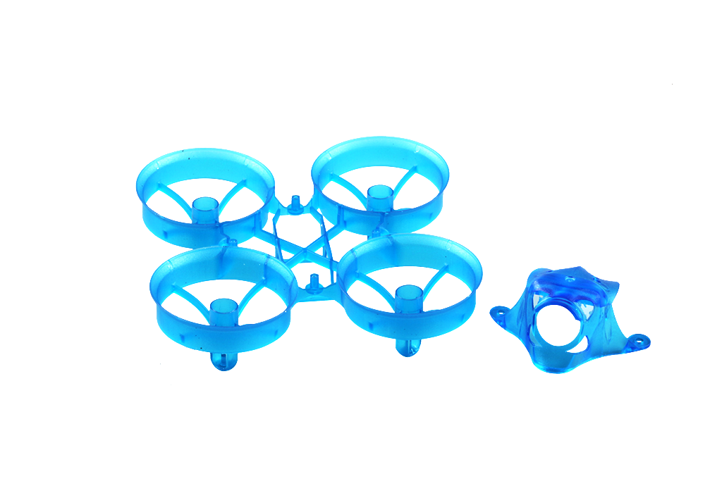 NewBeeDrone Colored Cockroach Frame & Canopy Bundle
