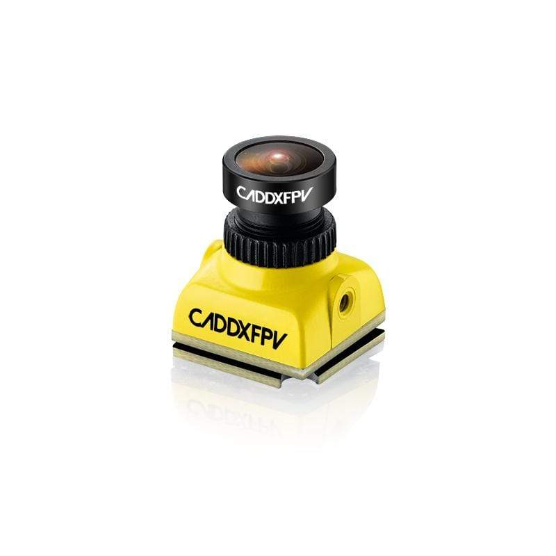 Caddx Baby Ratel 1.8mm Camera Yellow