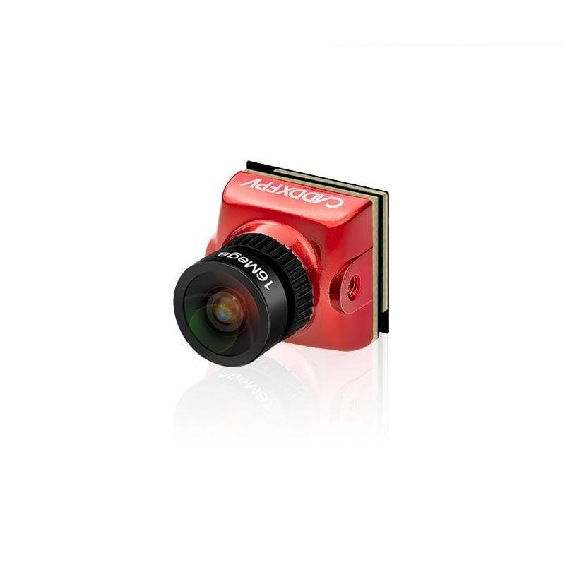 Caddx Baby Ratel 1.8mm Camera Red