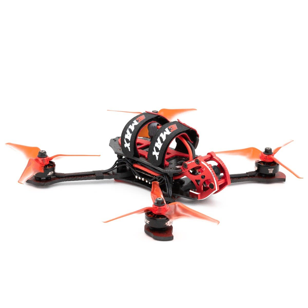 Emax Buzz 245mm/5-inch F4 1700KV 5-6S Freestyle FPV Racing Drone BNF (FrSky)