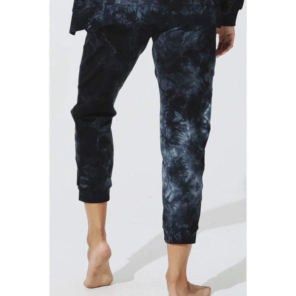 Abbot Kinney Sweatpant - Electric & Rose