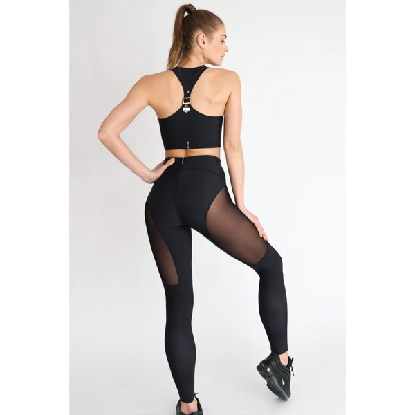 Buckle Legging - Adam Selman Sport