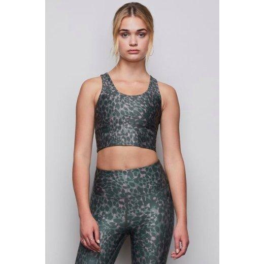 Ferocious Criss Cross Crop Top - Good American