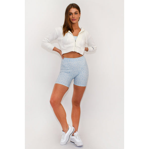 French Cut Biker Short - Adam Selman Sport