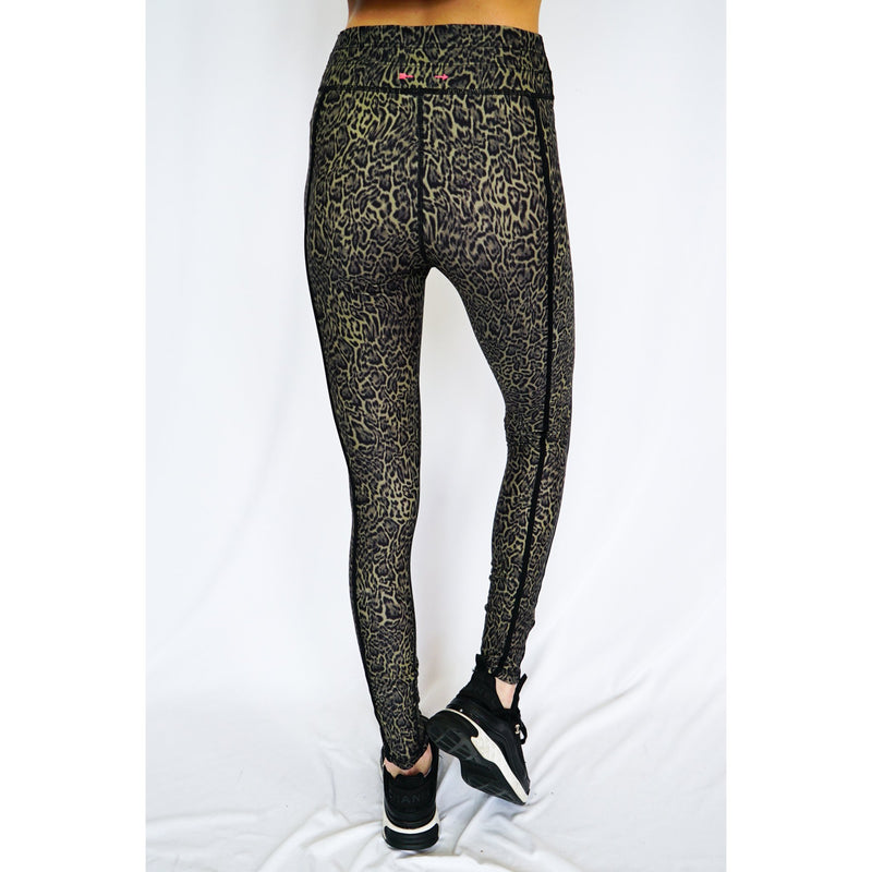 Leopard Yoga Pant - The Upside