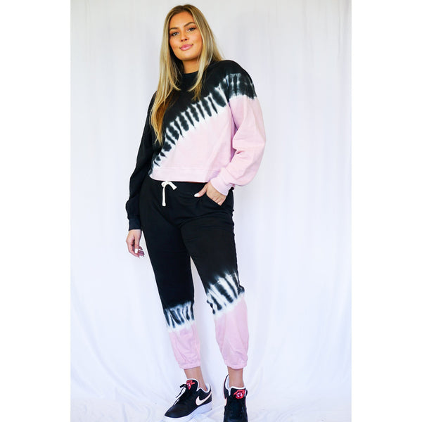 Vendima Jogger - Crest - Electric & Rose