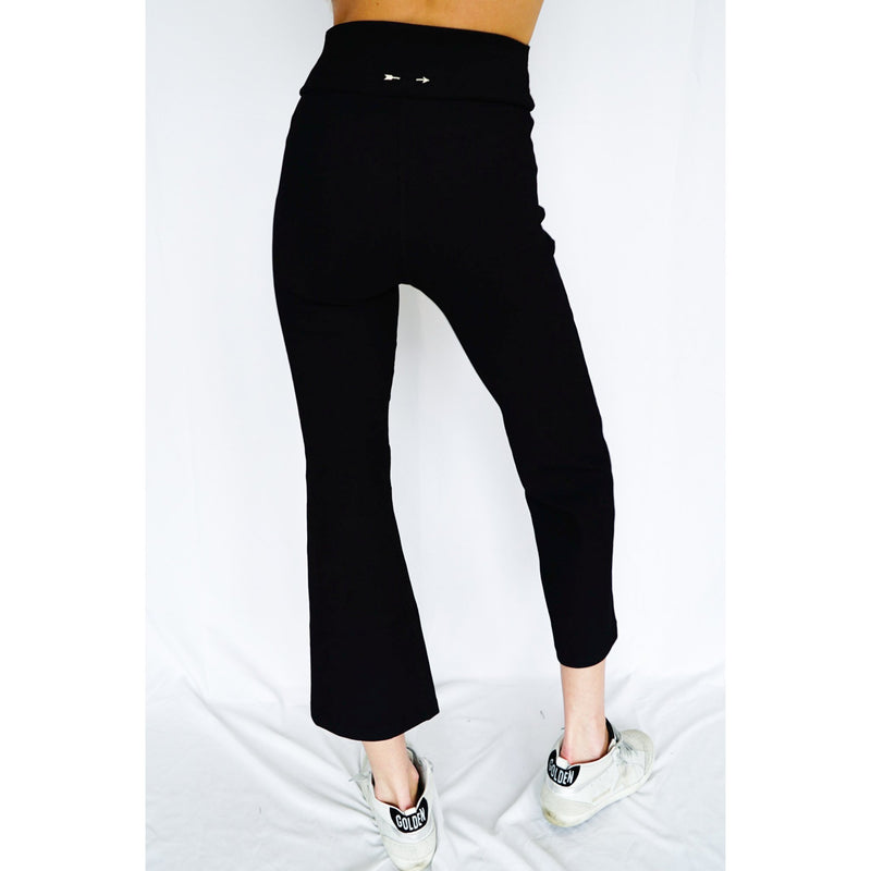 Zen Crop Pant - The Upside