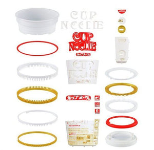 BANDAI BEST HIT CHRONICLE 1/1 日清 カップヌードル プラモデル nissin cup noodles plastic model kit