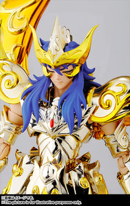 BANDAI 聖闘士聖衣神話EX スコーピオンミロ (神聖衣) 星矢 黄金魂 soul of gold Bandai Tamashii Nations Scorpio Milo Saint Seiya Saint Cloth Myth god