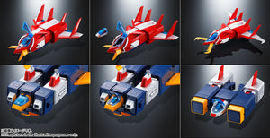 BANDAI DX 超合金魂 VOLT IN BOX 超電磁マシーン ボルテスV Tamashii Nations Soul of Chogokin Voltes V
