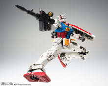 Load image into Gallery viewer, BANDAI GUNDAM FIX FIGURATION METAL COMPOSITE RX78-02 ガンダム (40周年記念Ver.) 40th
