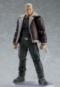 figma 攻殻機動隊 STAND ALONE COMPLEX バトー S.A.C. Ver. ghost in the shell batou