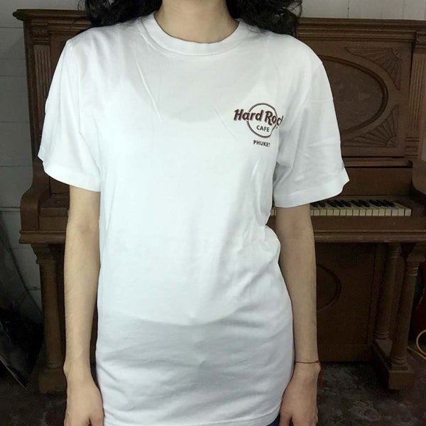 Vintage 90s | Hard Rock Cafe Phuket T Shirt | Size S