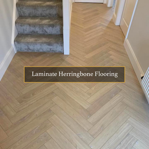 Laminate Herringbone Flooring