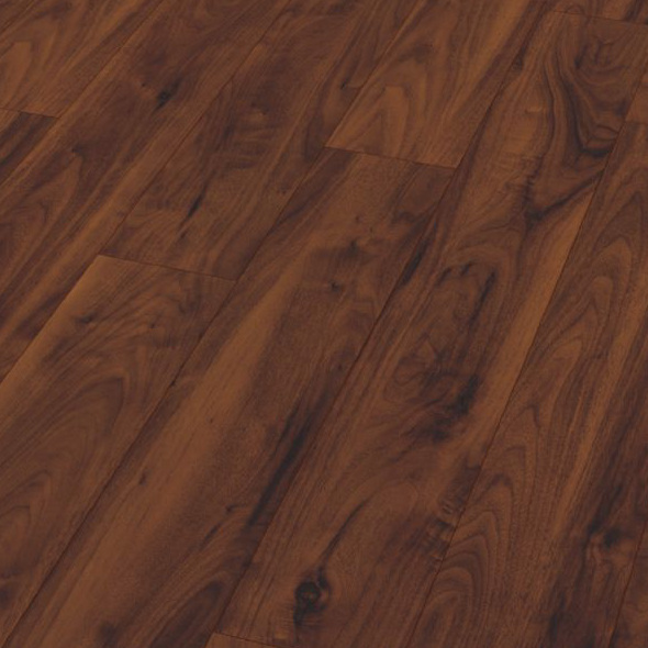 American Walnut Gloss 12mm (Standard Plank)