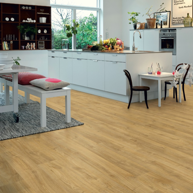 Pergo Natural Village Oak Vinyl (Modern Plank 4V)