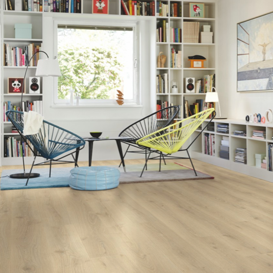 Pergo City Oak Laminate (Modern Plank 4V)