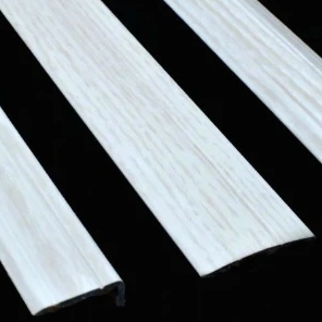 White Washed Oak Flooring Profiles