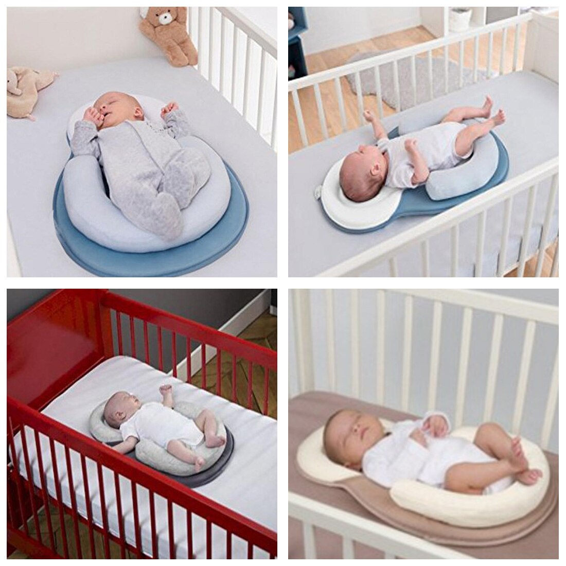 Safe Sleep Baby Crib