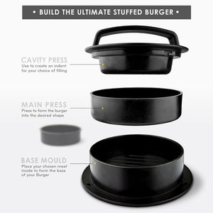 Bumbock-Non-Stick Burger Makers