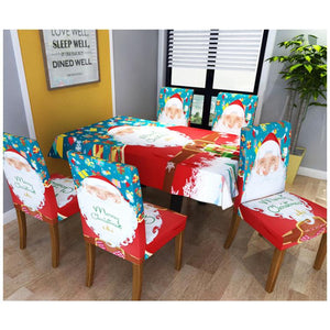 Removable Washable Dinner Tablecloth(Christmas specials! !)