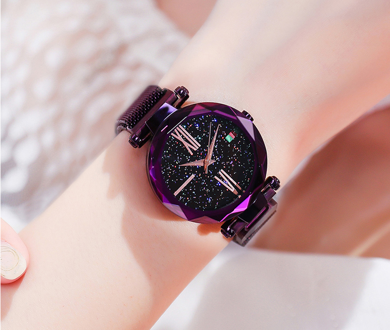 Six Colors Starry Sky Roman Numerals Watch Perfect Gift Idea!(Buy 2 Get 1 Free)