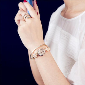 (Limited Time Offer)2019 simple fashion ladies watch