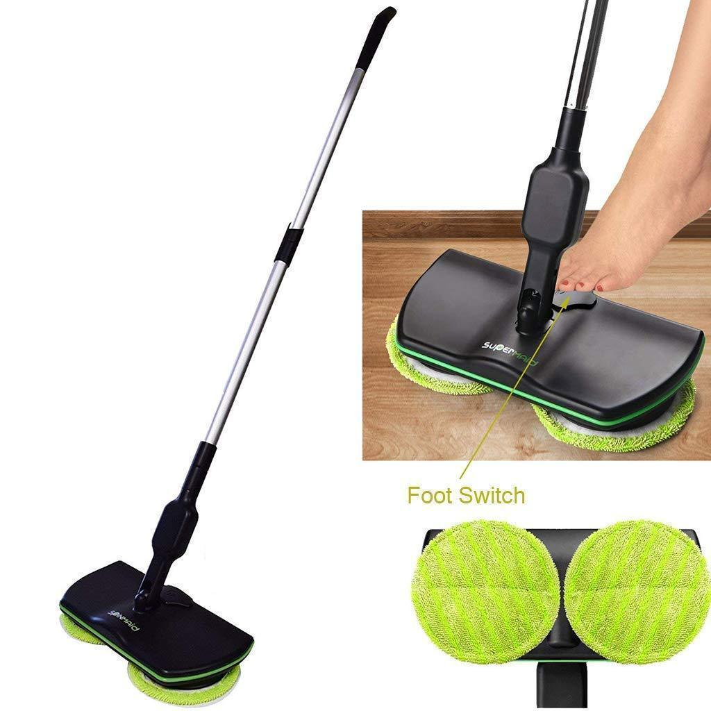 Cordless Rechargeable Electric Mop🔥hot sale🔥 ✈️Global fast air transport✈️