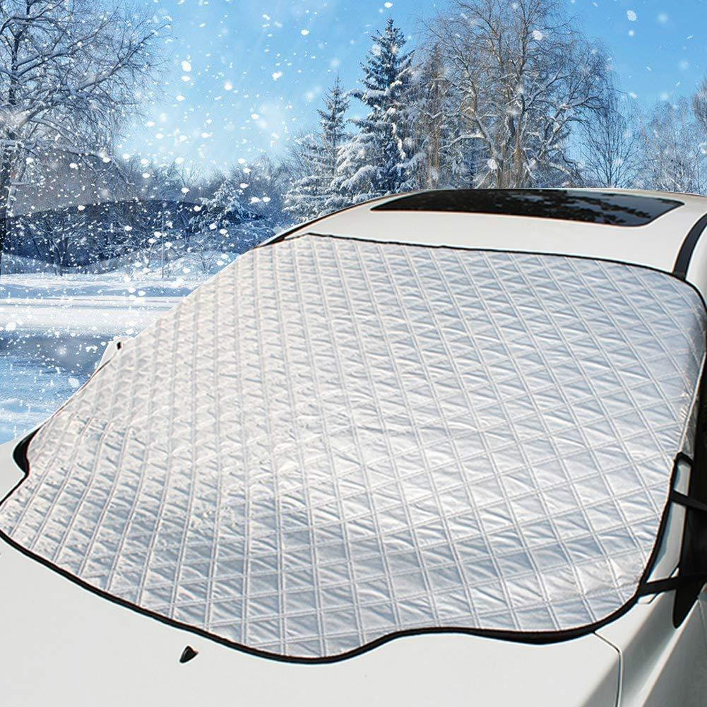 Multipurpose of premium Windshield Snow Cover