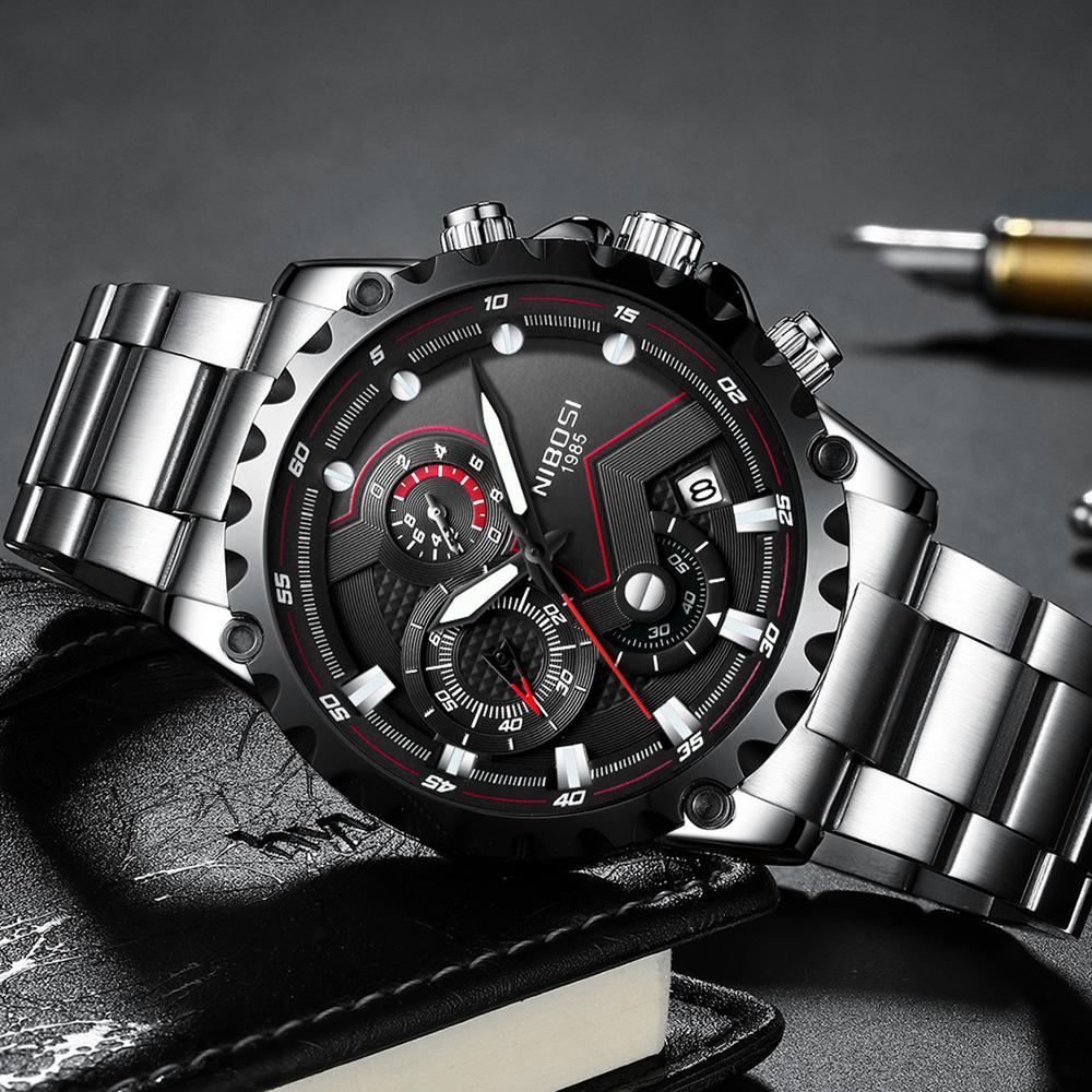 Holiday gift(sell at a low price)Fashion military quartz watch