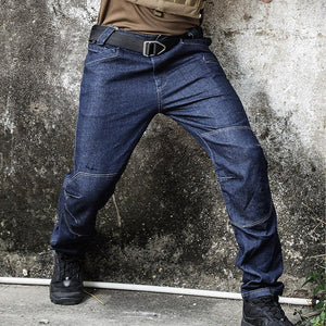 70%OFF-Last Day Promotion-Tactical Waterproof Jeans- For Male or Female