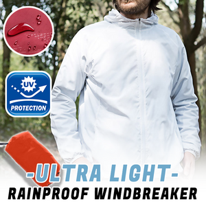 70% OFF-Ultra Light Rainproof Windbreaker