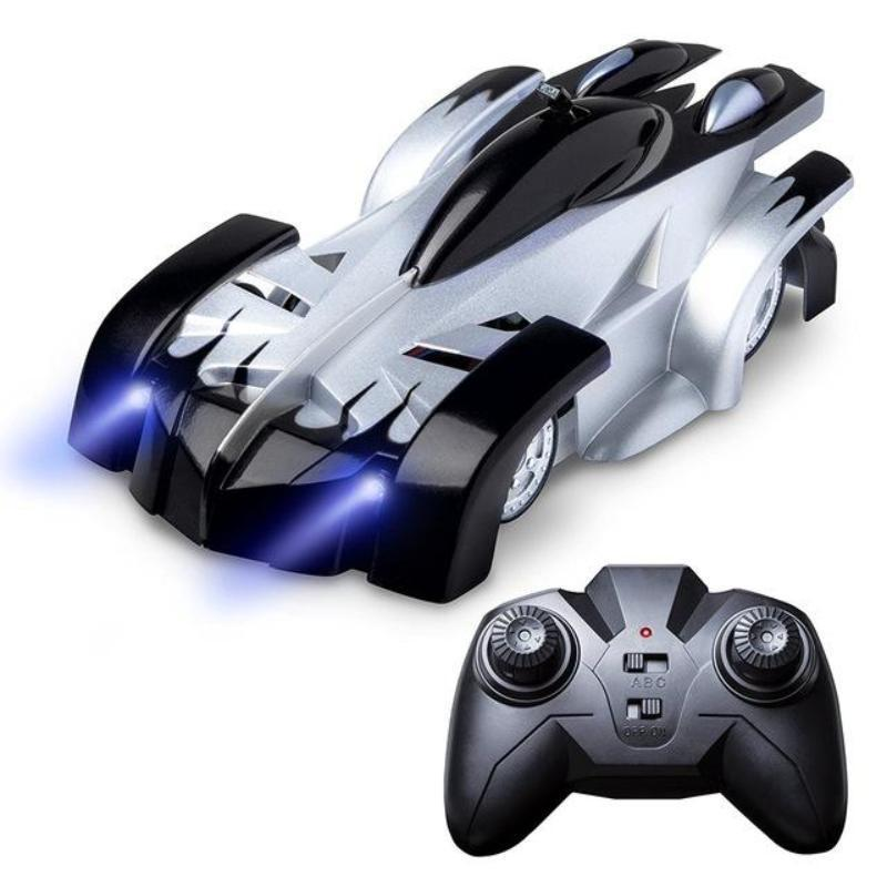 (Factory Outlet 20,00 items )[70% OFF]Remote Control Wall Climbing Car