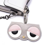 cartoon glasses case sunglasses clip