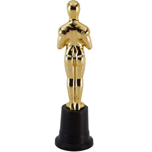 4x Gold 9 Inch Award Party Ceremony Trophy For Award Ceremony Party Contest