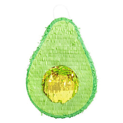 Avocado Pinata for Kids Birthday Party, Cinco de Mayo, Celebration 15 x 10.5 in