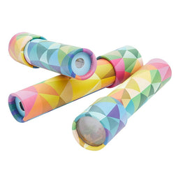 3x Colorful Kaleidoscope Classic Educational Toys for Kids Boys and Girls