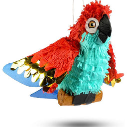 Parrot Pinata, 1 Pack, Small