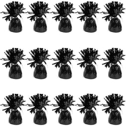 Balloon Weight (Black, 15 Pack)