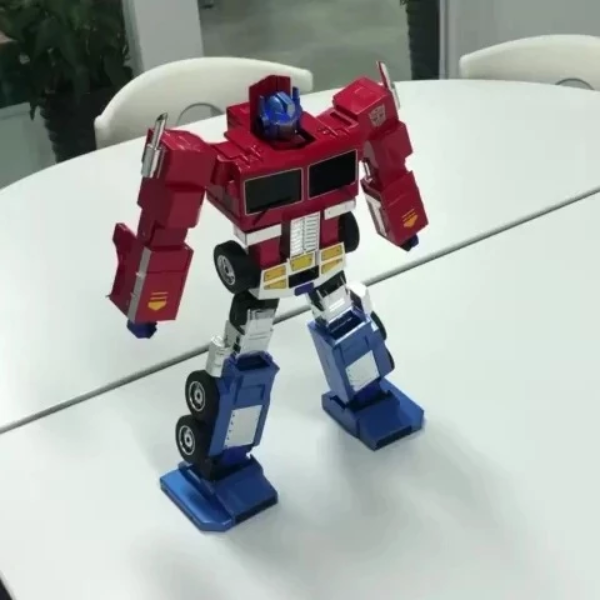 Limted time sale-Transformers  Optimus Prime Automorph Remote Control Model