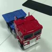 Load image into Gallery viewer, Limted time sale-Transformers  Optimus Prime Automorph Remote Control Model