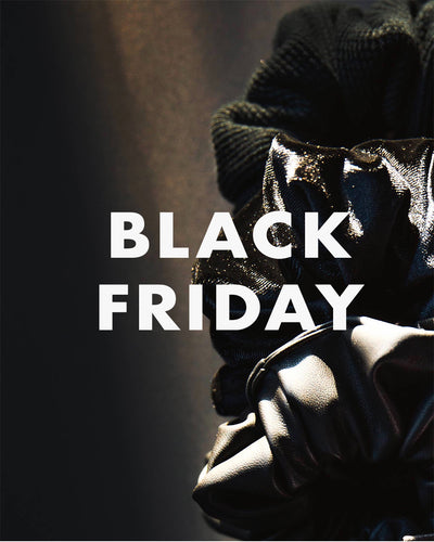 Doing Black Friday Differently
